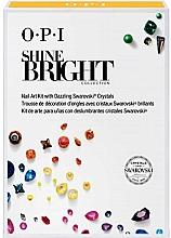 Parfémy, Parfumerie, kosmetika Zdobicí kamínky na nehty - O.P.I. Swarovski Premium Crystal Kit