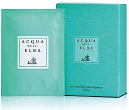 Parfémy, Parfumerie, kosmetika Acqua dell Elba Classica Women - Vlhčené ubrousky