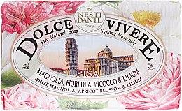 "Parfémy, Parfumerie, kosmetika Mýdlo ""Pisa"" - Nesti Dante Dolce Vivere Pisa"