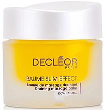 Parfémy, Parfumerie, kosmetika Balzám na korekci postavy - Decleor Baume Slim Effect