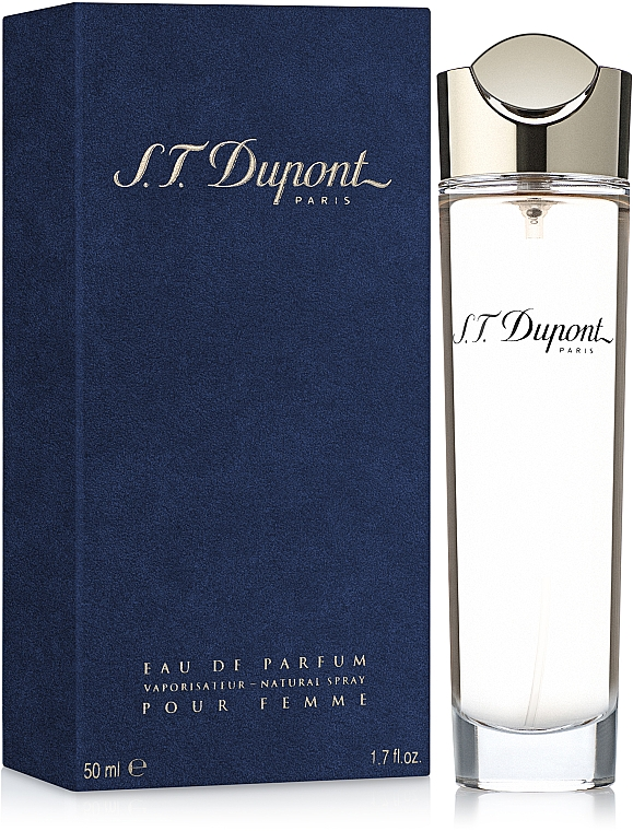 Dupont pour femme - Parfémová voda — foto N2