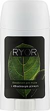 Parfémy, Parfumerie, kosmetika Deodorant pro muže s 48hodinovým účinkem - Ryor Deodorant