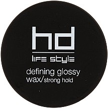 Parfémy, Parfumerie, kosmetika Lesklý vosk se silnou fixací - Farmavita HD Defining Glossy Wax/Strong Hold