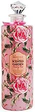 Parfémy, Parfumerie, kosmetika Pěna do koupele - IDC Institute Scented Garden Luxury Bubble Bath Country Rose