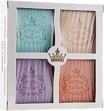 Parfémy, Parfumerie, kosmetika Sada - Essencias De Portugal Aromas Collection (soap/4x80g)