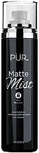 Parfémy, Parfumerie, kosmetika Matující fixační sprej na make-up - Pur Matte Mist Anti-Pollution Mattifying Setting Spray