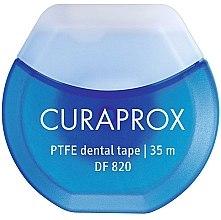 Parfémy, Parfumerie, kosmetika Mezizubní teflonová nit s chlorhexidinem DF 820, 35m - Curaprox