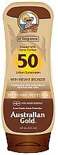 Parfémy, Parfumerie, kosmetika Opalovací mléko - Australian Gold Bronzer Lotion SPF50