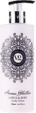 Parfémy, Parfumerie, kosmetika Tělové mléko - Vivian Gray Aroma Selection Body Lotion Lotus & Rose
