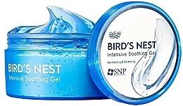Parfémy, Parfumerie, kosmetika Gel na obličej a tělo s extraktem z vlaštovčího hnízda - SNP Intensive Bird's Nest Soothing Gel