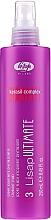 Parfémy, Parfumerie, kosmetika Vyhlazující fluid - Lisap Milano Lisap Ultimate 3 Straight Fluid Spray