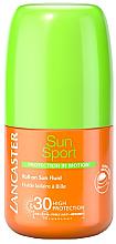 Parfémy, Parfumerie, kosmetika Opalovací fluid na tělo a obličej - Lancaster Sun Sport Roll-On Fluid SPF30