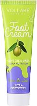 Parfémy, Parfumerie, kosmetika Krém na nohy - Vollare Cosmetics De Luxe Ultra Nutrition Oile&Urea Foot Cream