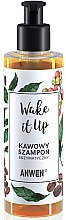 Parfémy, Parfumerie, kosmetika Enzymový šampon na vlasy s vůní kávy - Anwen Wake It Up Shampoo