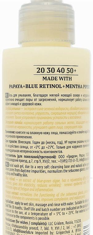 Čisticí gel Čištění a svěžest - Bisou Matting Bio Facial Wash Gel — foto N3