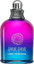 Parfémy, Parfumerie, kosmetika Cacharel Amor Amor Love Festival - Toaletní voda
