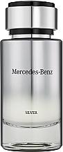 Parfémy, Parfumerie, kosmetika Mercedes-Benz Silver - Toaletní voda