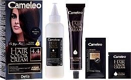 Parfémy, Parfumerie, kosmetika Barva na vlasy s arganovým olejem - Delia Cameleo