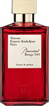 Parfémy, Parfumerie, kosmetika Maison Francis Kurkdjian Baccarat Rouge 540 Extrait de Parfum - Parfémy
