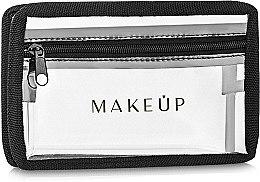"""Parfémy, Parfumerie, kosmetika Silikonová kosmetická taštička """"Allvisible"""" 18x12x5cm - MakeUp"""