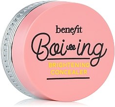 Parfémy, Parfumerie, kosmetika Rozjasňující korektor - Benefit Boi-Ing Brightening Concealer