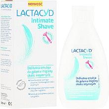 Parfémy, Parfumerie, kosmetika Delikátní emulze na holení a pro intimní péči - Lactacyd Intimate Shave