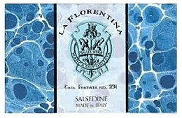 Parfémy, Parfumerie, kosmetika Mýdlo ručně vyrobené - La Florentina Sea Breeze Bath Soap