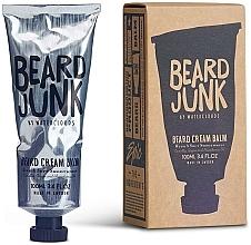 Parfémy, Parfumerie, kosmetika Krémový balzám na vousy - Waterclouds Beard Junk Beard Cream Balm