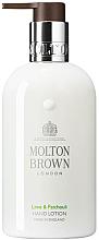 Parfémy, Parfumerie, kosmetika Molton Brown Lime & Patchouli - Lotion na ruce
