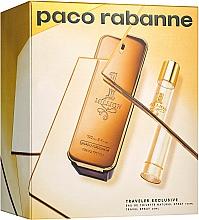 Parfémy, Parfumerie, kosmetika Paco Rabanne 1 Million - Sada (edt/100ml + edt/20ml)