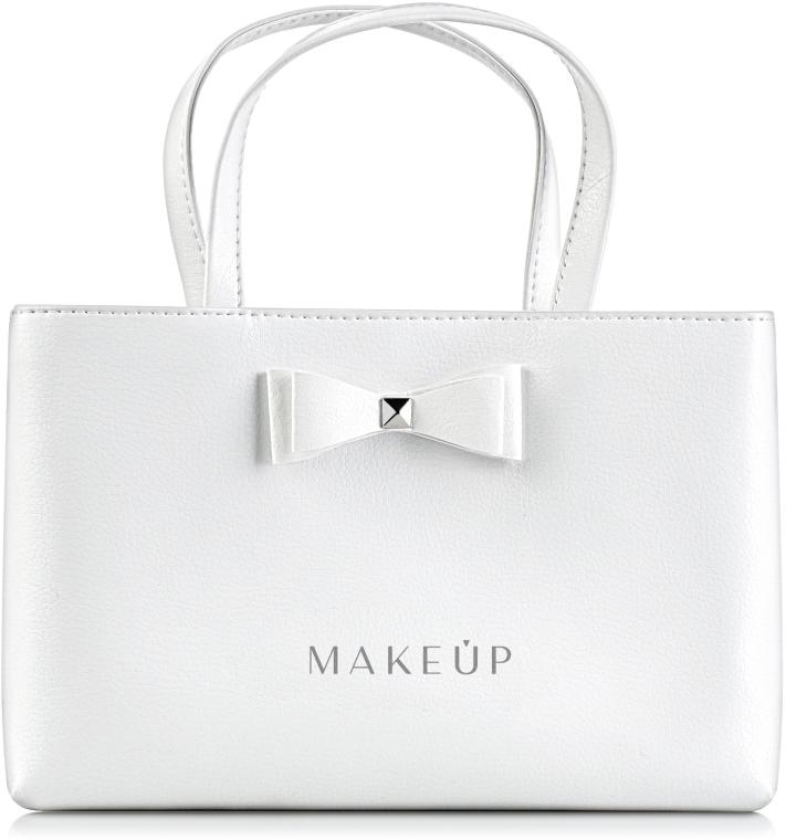 Dárková taštička White elegance - MakeUp
