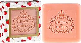 """Parfémy, Parfumerie, kosmetika Mýdlo """"Červené ovoce"""" - Essencias De Portugal Red Fruits Aromatic Soap"""