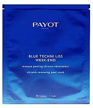 Parfémy, Parfumerie, kosmetika Regenerační peelingová maska - Payot Blue Techni Liss Week-End