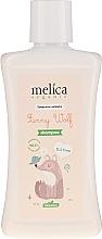 Parfémy, Parfumerie, kosmetika Dětský šampon - Melica Organic Funny Walf Shampoo