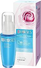 Parfémy, Parfumerie, kosmetika Liftingové pleťové sérum proti vráskám s koenzymem Q10 - Nature of Agiva Roses Anti-Age Complex Q10 Anti-Wrinkle Lifting Serum