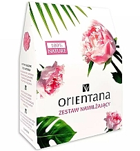 Parfémy, Parfumerie, kosmetika Sada - Orientana (b/oil/100g + f/tonik/100ml + eye/mask/1pads)