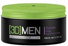 Parfémy, Parfumerie, kosmetika Texturizační hlína na vlasy - Schwarzkopf Professional 3D Mension Texture glay
