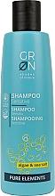Parfémy, Parfumerie, kosmetika Šampon na vlasy - GRN Pure Elements Sensitive Algae & Sea Salt Shampoo