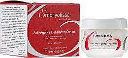 Parfémy, Parfumerie, kosmetika Anti-age krém zpevňující pleť - Embryolisse Anti-age Redensifiante Cream
