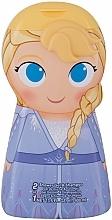 Parfémy, Parfumerie, kosmetika Šampon a sprchový gel 2v1 - Disney Frozen II Kingdom Elsa 2 in 1 Shower Gel
