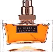 Parfémy, Parfumerie, kosmetika David Beckham Intimately Beckham Men - Toaletní voda (tester bez víčka)
