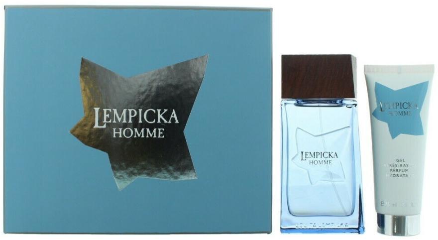 Lolita Lempicka Homme - (edt/100ml + ash/75ml) — foto N1