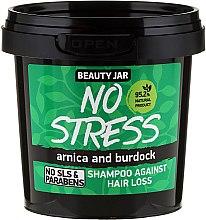 Parfémy, Parfumerie, kosmetika Šampon proti vypadávání vlasů - Beauty Jar No Stress Shampoo Against Hair Loss