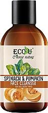 Parfémy, Parfumerie, kosmetika Čisticí gel Tykev a špenát - Eco U Pumpkins And Spinach Face Cleanser