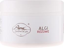 Parfémy, Parfumerie, kosmetika Alginátová růžová maska pro citlivou plet' - Jadwiga Saipan Algi Rozowe