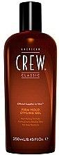 Parfémy, Parfumerie, kosmetika Gel se silnou fixací - American Crew Classic Firm Hold Gel