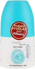 Parfémy, Parfumerie, kosmetika Kuličkový deodorant antiperspirant 48 h - BasicLab Dermocosmetics Anti-Perspiris