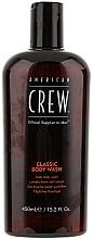 Parfémy, Parfumerie, kosmetika Klasický sprchový gel - American Crew Classic Body Wash