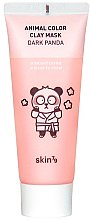 Parfémy, Parfumerie, kosmetika Rozjasňující jílová maska - Skin79 Animal Color Clay Mask Dark Panda
