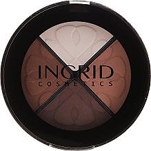 Parfémy, Parfumerie, kosmetika Stíny - Ingrid Cosmetics Smoky Eyes Eye Shadows